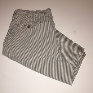 J Crew Seersucker Club Shorts